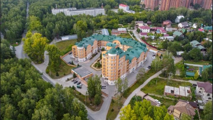 Квартиры в Заельцовском районе подешевели на 38%