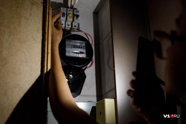 Локальные отключения электричества затронут сразу четыре района Волгограда