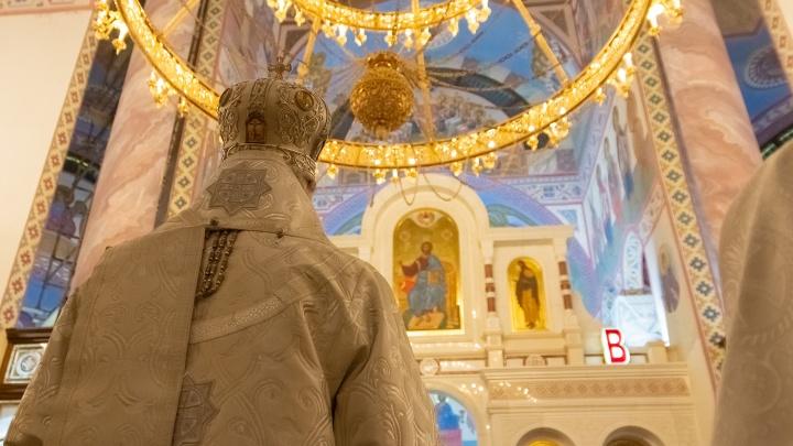 Пасха в режиме самоизоляции: онлайн-трансляция службы в Софийском соборе