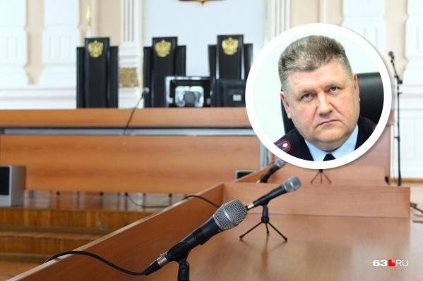Андрей Гусаров возглавлял полицию Сызрани 4 года