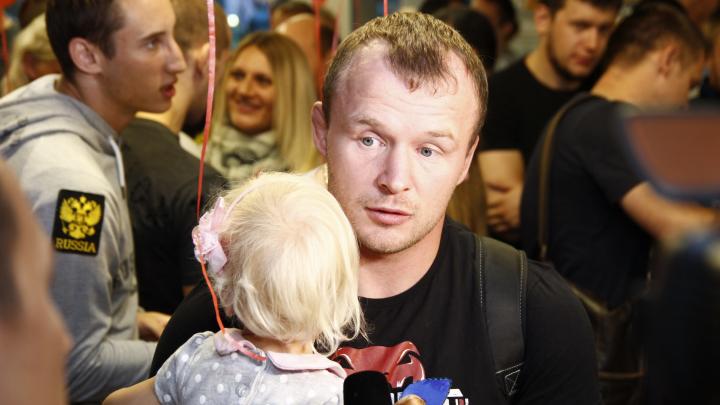 Александр Шлеменко стал заслуженным физкультурником Омской области