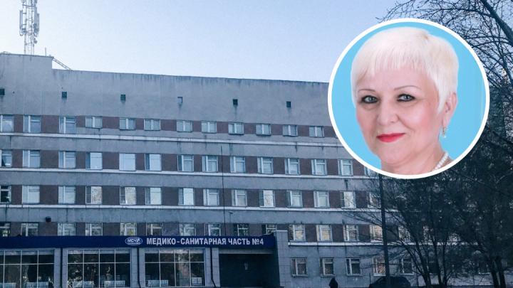 В Омске умерла заместитель главврача ковидной больницы