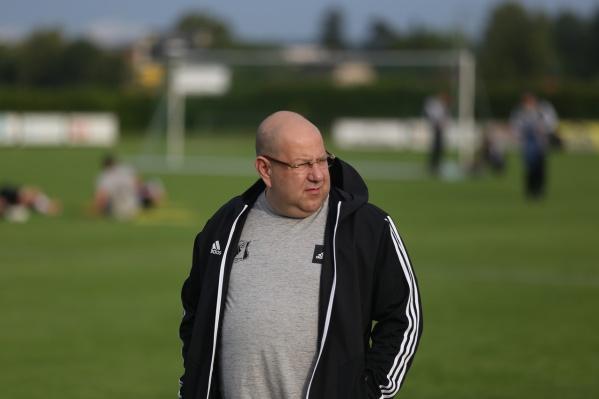 Перед новым сезоном Арташес Арутюянц пообещал усилить состав команды