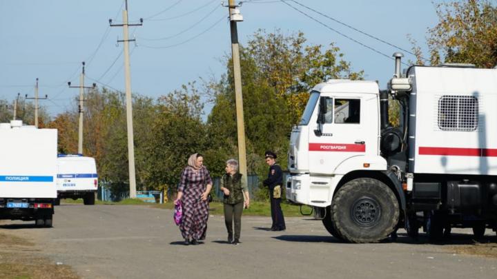 Бациевы и Дакишвили сложили оружие. Год войне фермеров в Орловском районе