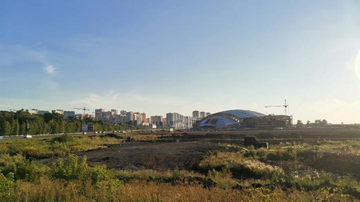 Власти Кемерово рассказали о строительстве Московской площади. На неё потратят 1,5 миллиарда рублей