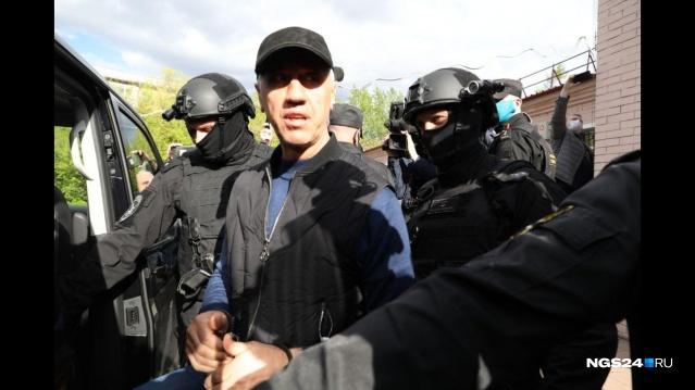 Защита Быкова обжалует его арест