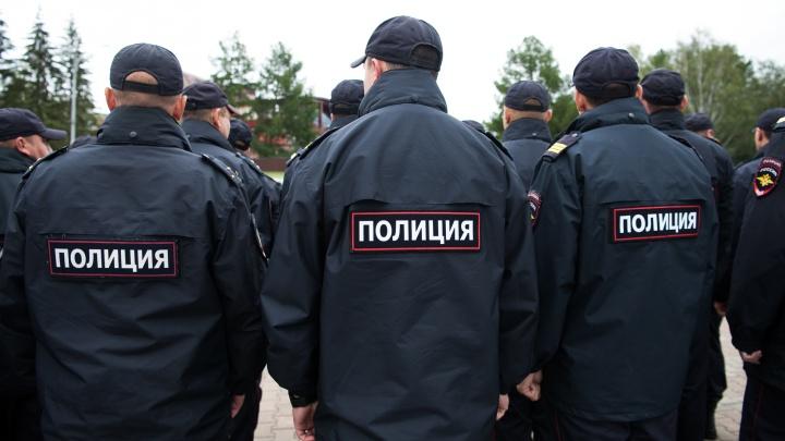 Из-за вспышки COVID-19 в полицейском главке Свердловской области сотрудников отправили на карантин