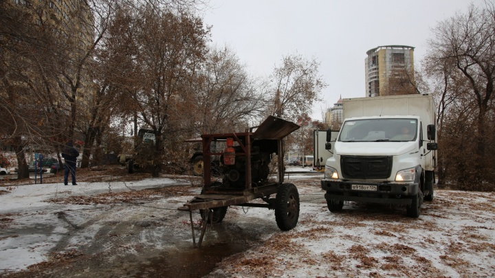 В Волгограде восстановили подачу воды в Ворошиловский район, остановленную из-за порыва на магистрали