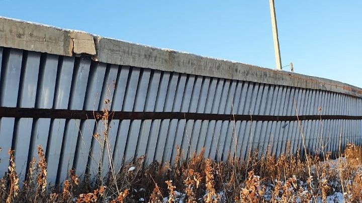 Привет от Моравской: жители Рождествено заметили разрушение берегоукрепления Волги