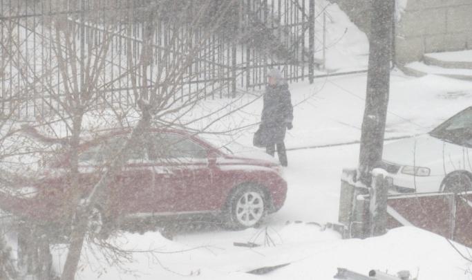 «Оставайтесь дома»: ГИБДД Зауралья обратилась к водителям из-за грядущих метелей
