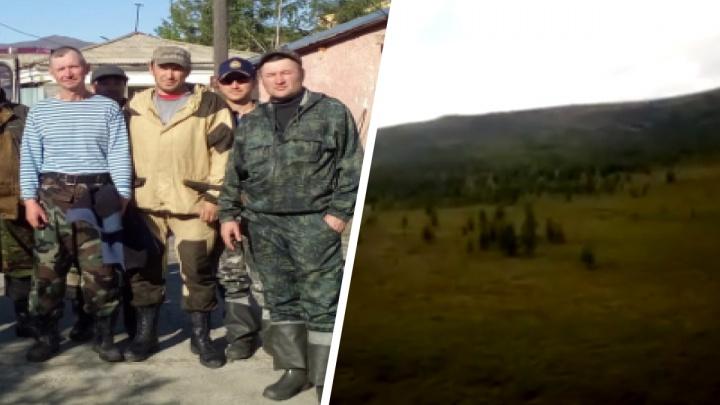 В тундре Чукотки нашли екатеринбуржца-золотодобытчика, который пропал две недели назад