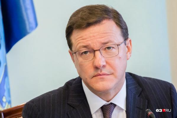 Дмитрий Азаров руководит регионом с 2017 года