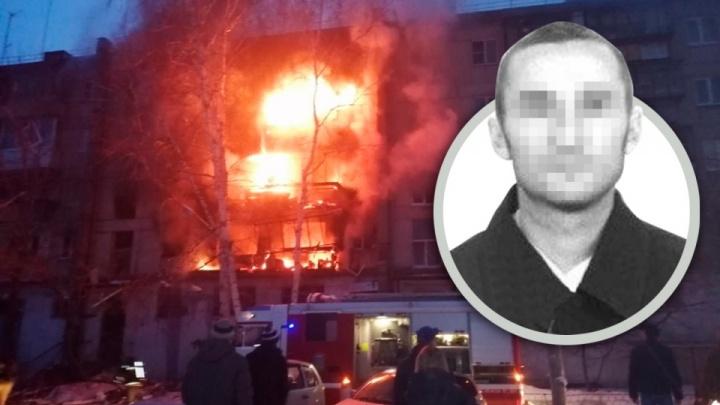 Мужчину, обвиняемого во взрыве жилого дома в Магнитогорске, отправили в СИЗО