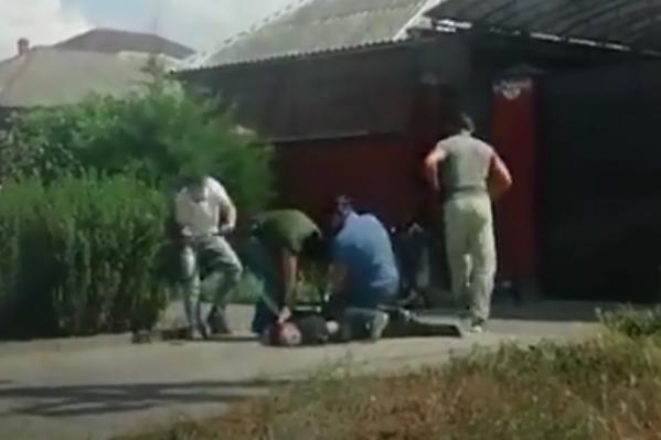 В ходе операции один подозреваемый погиб, шестеро были задержаны