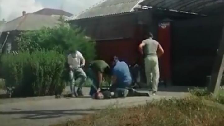 Один из предполагаемых террористов, задержанных ФСБ под Азовом, отправлен в СИЗО