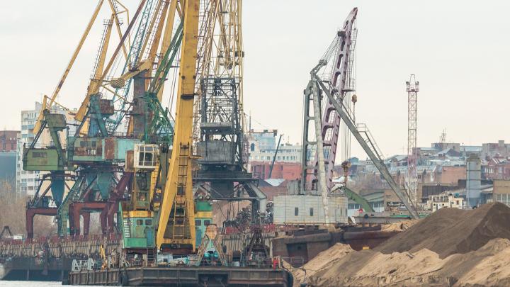 Стало известно, сколько будет стоить демонтаж грузового порта