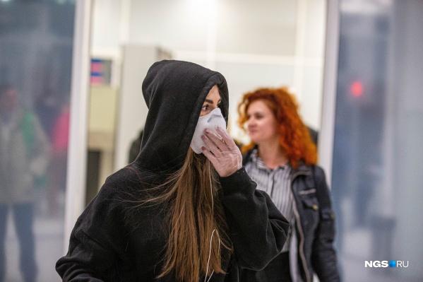 В Новосибирской области выявлено пока 7 зараженных человек