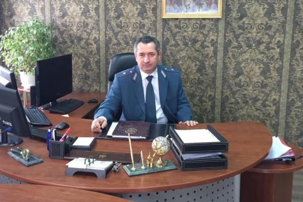 В прошлый раз глава делал замечание Марзаеву в конце октября