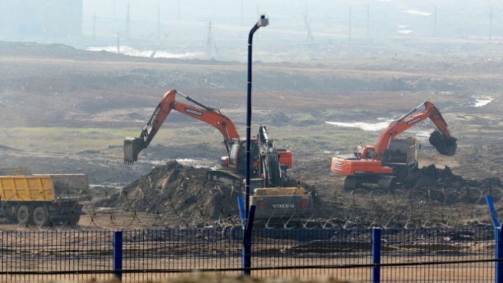 В Норильске задержали трех руководителей ТЭЦ-3, где произошел разлив топлива