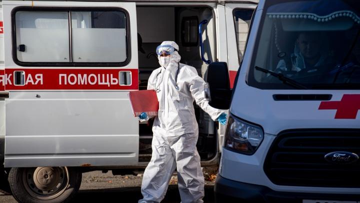 Еще семь человек за сутки скончались от коронавируса в Челябинской области