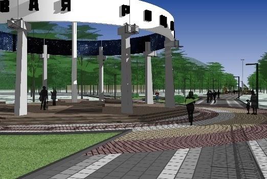 В Кировском районе Кемерово отремонтируют «Березовую рощу»