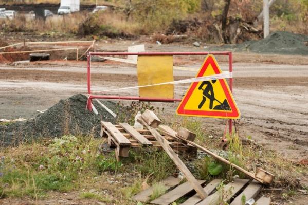 Работы на опасном мосту закончат в декабре