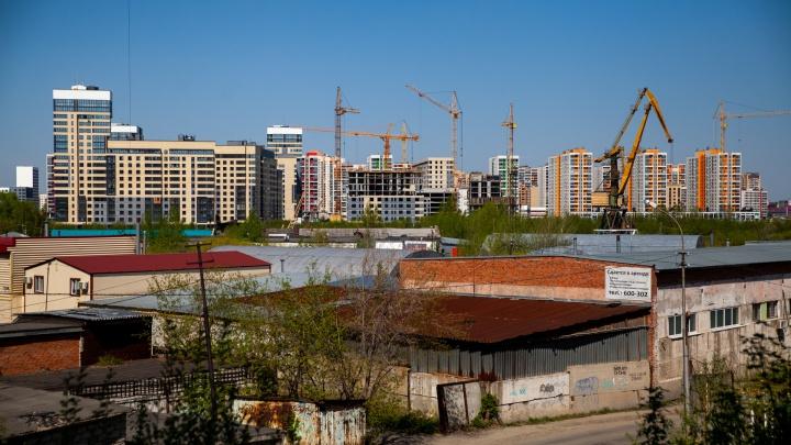 В центре Тюмени продали огромный участок речного порта. Что там появится?