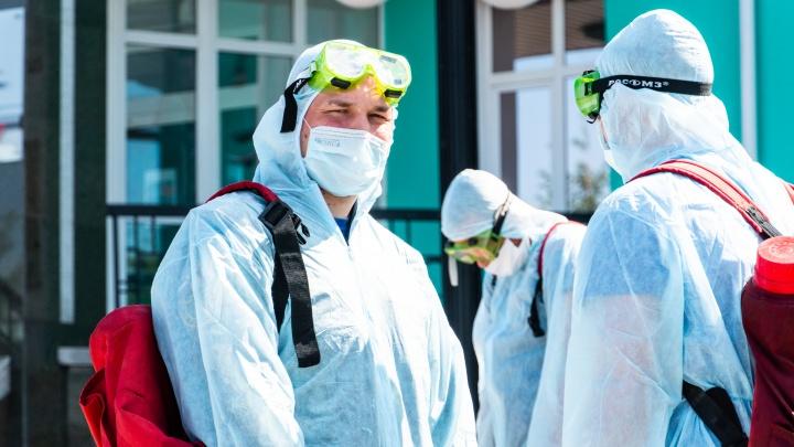Оконешниковский район выбыл из списка чистых от коронавируса