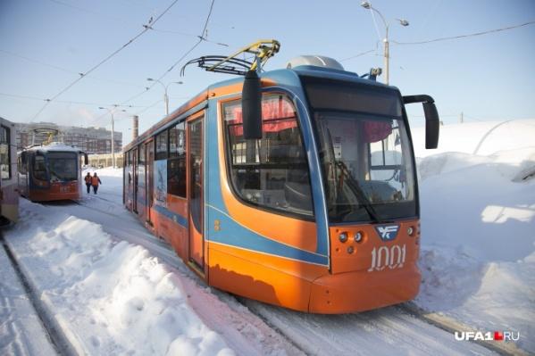 А вы довольны ездой в общественном транспорте в Уфе?