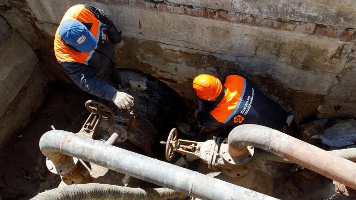 Где в Волгограде в мае отключат горячую воду: изучаем скорректированный график