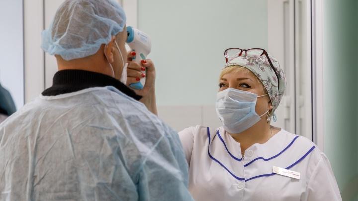 В Волгоградской области выявили 28-го больного коронавирусом