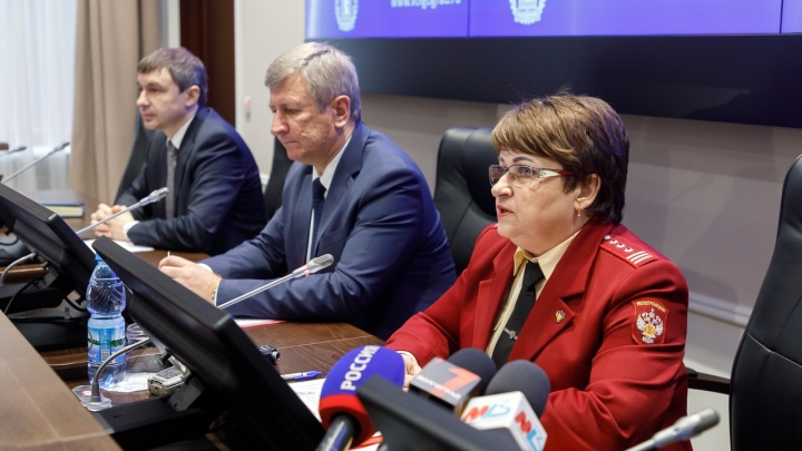 Главный санитарный врач Волгоградской области призвала не бояться заболевших коронавирусом