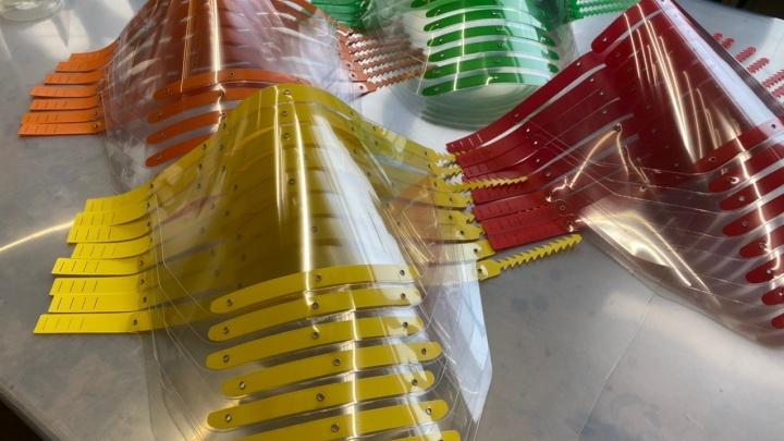 В Перми владельцы 3D-принтеров бесплатно печатают врачам средства защиты от заражения