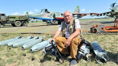 В Ростове умер фотограф Валерий Матыцин