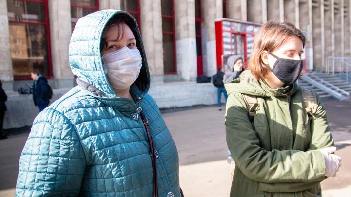 Десять новых заболевших за сутки и новые виды мошенничества: хроника коронавируса в Новосибирске