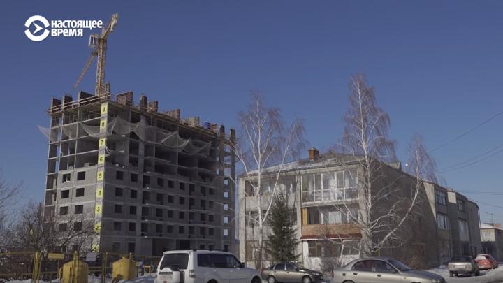 В проекте «Неизвестная Россия» показали тюменские Матмасы, где жители выступают против сноса домов