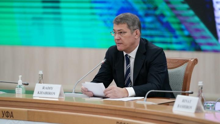 Радий Хабиров не смог назвать пять лучших мест для отдыха в Башкирии