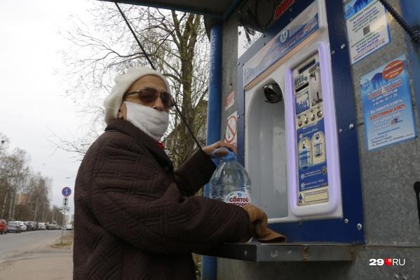 С 22 по 29 июня воду отключат в части Октябрьского района