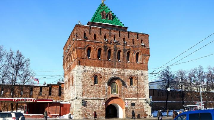 Роспотребнадзор назвал ориентировочные даты празднования 800-летия Нижнего Новгорода