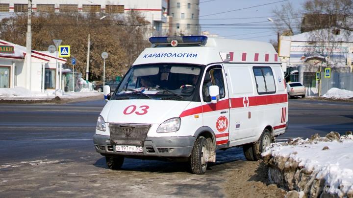 В Омске госпитализировали женщину с подозрением на коронавирус