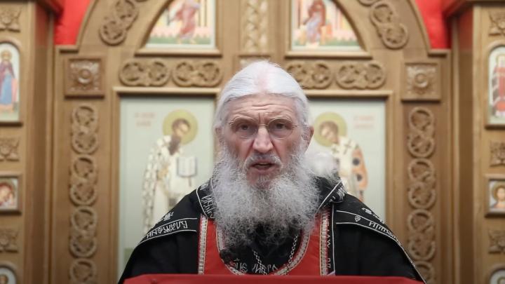 Основатель Среднеуральского женского монастыря проклял тех, кто закрывает храмы из-за коронавируса