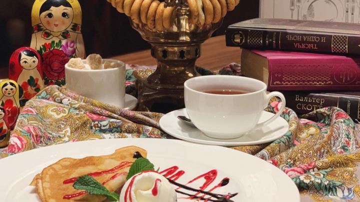 Попробуйте повторить дома: смотрим, какие блины подают в ресторанах Красноярска
