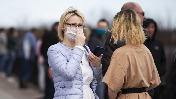 В Северодвинске патрулируют общественные места: всё о коронавирусе на 14 июня