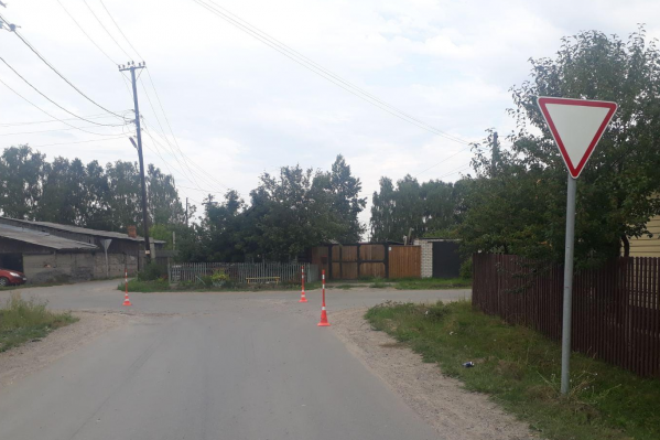 ДТП произошло в Винзилях накануне