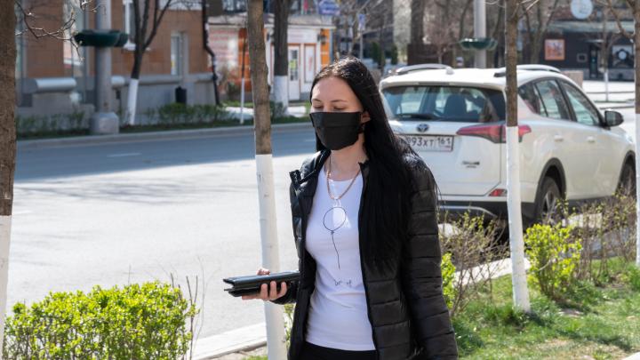 В Ростовской области начнут выдавать маски на улицах