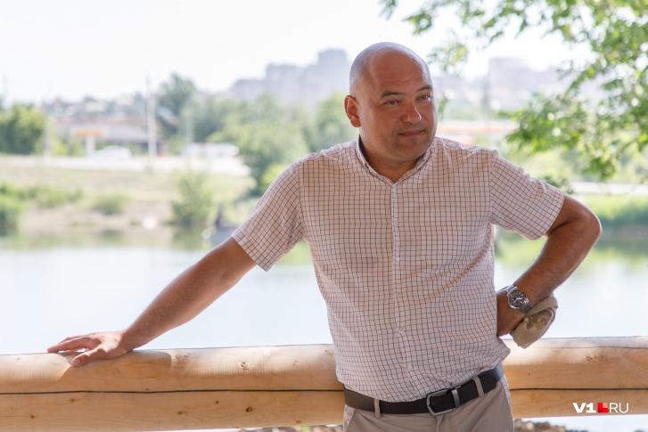 Дмитрий Юрченко, будучи многодетным отцом, семь лет шел к проекту своей мечты