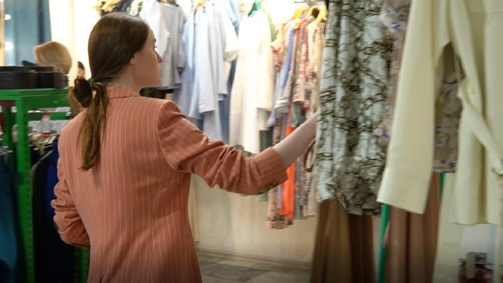 «На трусы ажиотаж»: что происходит в открывшихся магазинах одежды в Ярославле. Видео