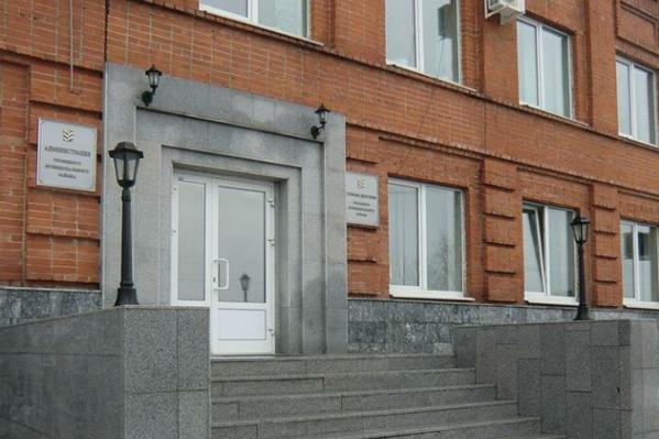 Весь аппарат администрации Троицкого района ушёл на карантин