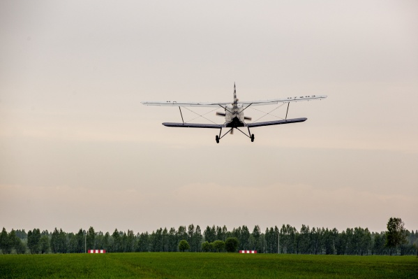 """Фоторепортаж с аэродрома, куда частные инвесторы вложат почти 8 миллиардов рублей<b class=""""_"""">&nbsp;</b>"""