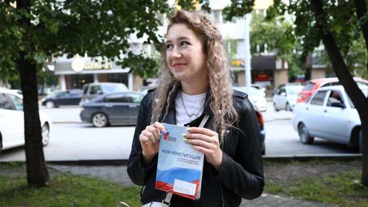 Как голосовали в Липецке: фоторепортаж с избирательных участков